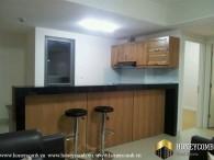 Căn hộ 3 phòng ngủ đầy đủ nội thất cho thuê ở Masteri