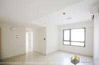 Cho thuê căn hộ 2 phòng ngủ nội thất cơ bản ở Masteri