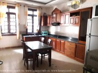 Villa Thao Dien apartment 3 bedrooms for rent