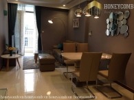 Substantial and adorable 1 bedrooms apartment in Vinhome Central Park