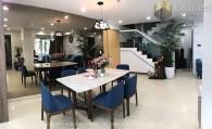 Duplex 4 bedrooms apartment with luxury design in Masteri Thao Dien