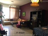 2 bedroomds apartment with high floor and river view in Sai Gon Pearl