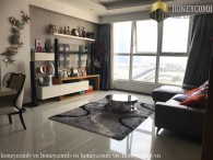 Spacious 3 bedrooms apartment with new furniture in Thao Dien Pearl