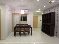 3 bedrooms apartment with good price in The Vista for rent