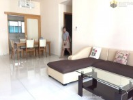 Three beds apartment with high floor in The Vista for rent