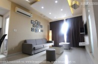 Luxurious 2 beds apartment with high floor in Tropic Garden