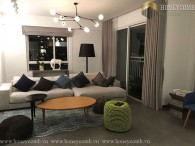 Tropic Garden 3 bedrooms apartment with luxury design for rent