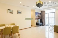 Graceful 2 bedrooms apartment with full feature in Vinhome Central Park