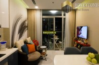 Convenient eclectic 2 bedrooms in Vinhome Central Park