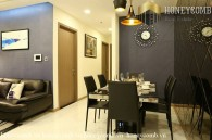 Nice spacious 2 bedrooms apartment in Vinhome Central Park