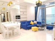 Cultivated 2 bedrooms apartment in Vinhome Central Park