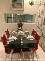 Cultivated 1 bedrooms apartment in Vinhome Central Park
