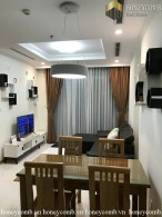 Urban charm 2 bedrooms apartment in Vinhome Central Park