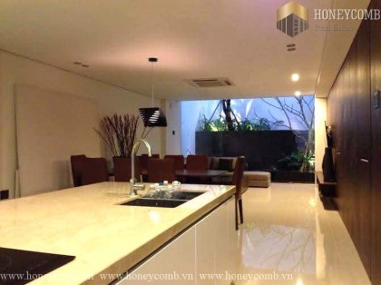 Villa An Phu District 2 with beautiful furnished and 3 bedrooms