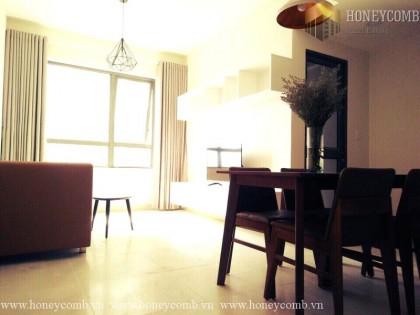 1 bedrooms apartment with high floor in Masteri Thao Dien