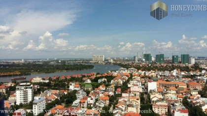 Tropic Garden 2 bedrooms apartment with river view