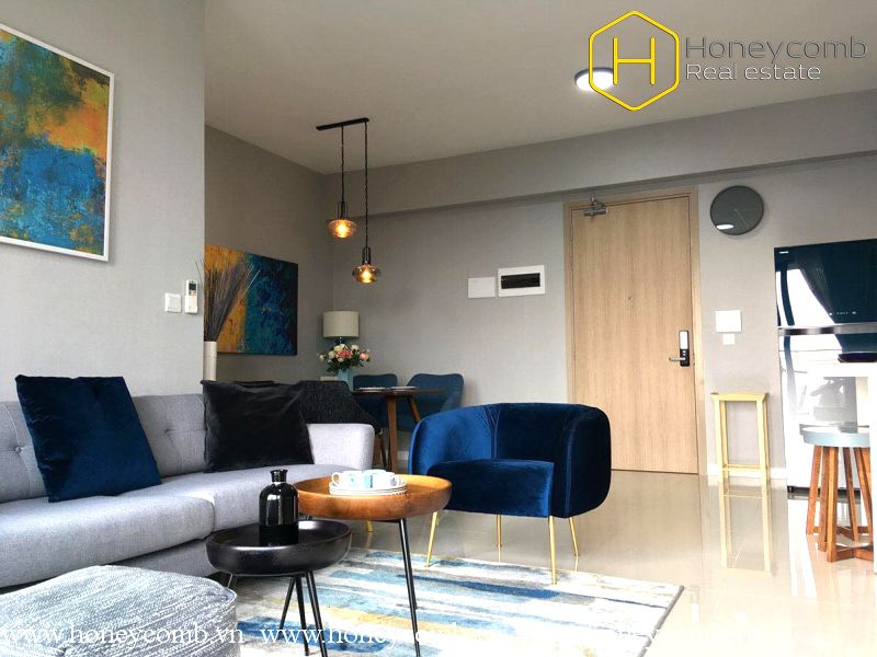 Beautiful modern 2 bedrooms apartment in The Estella Heights