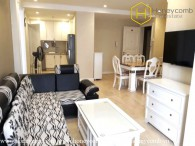 Serviced 2 bedroom apartment for rent