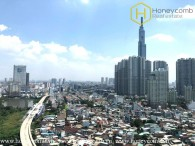 City garden 2 bedroom apartment with unfunished for rent