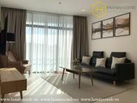Nice design 1 bedroom apartment in City Garden