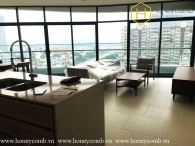 Nice furniture with 2 bedroom apartment in City Garden