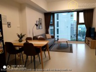 Studio apartment with delicate decoration in Gateway Thao Dien