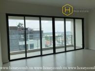 4 bedroom apartment for rent not spacious interior in The Gateway Thao Dien