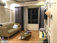 1 bedroom apartment with nice view in Masteri Thao Dien for rent