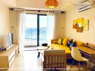 Luxury design 2 bedroom aparmtent with river view in Masteri