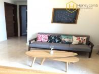 The Nassim Thao Dien 2 bedroom apartment with low floor