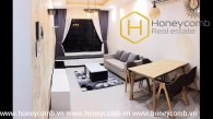 Fully furnished with 1 bedroom apartment in New City Thu Thiem