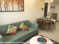 Luxurious 2-bedroom apartment with beautiful furniture in New City Thu Thiem