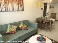 Căn hộ 2 phòng ngủ sang trọng với nội thất đẹp ở New City Thủ Thiêm