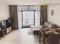 Pleasing apartment with 1 spacious bedrooms in City Garden