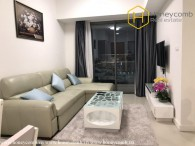 Elegant and fully functional 1 bedrooms apartment in Gateway Thao Dien