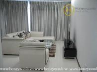 Nice spacious 2 bedrooms apartment in City Garden