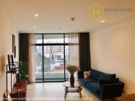 Luxurious design with 1 bedroom for rent in City Garden