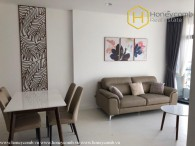 Fully furnished one bedroom apartment in City Garden for rent