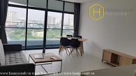 Căn hộ 1 phòng ngủ hiện đại tại City Garden với tính năng tuyệt vời
