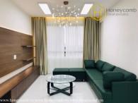 Căn hộ 3 phòng ngủ lộng lẫy và hiện đại cho thuê trong Tropic Garden