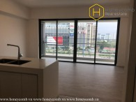 Rental of 2-bedroom unfinished apartment in The Gateway