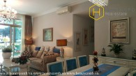 Ingenious and elegant 3 bedrooms apartment in The Visa An Phu