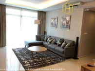 Substantial and adorable 3 bedroom apartment in The Vista An Phu