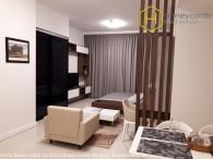 Căn hộ studio có nội thất hiện đại tại Gateway Thảo Điền