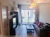 Căn hộ 2 phòng ngủ duyên dáng tại Gateway Thảo Điền