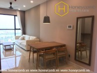 Elegant 2-bedroom apartment in The Ascent thao Dien for rent