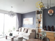 Graceful 3 bedrooms apartment with full feature in Tropic Garden