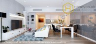 Adorable fully featured 2 bedrooms in Gateway Thao Dien