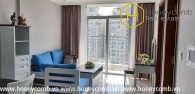 Excellent!!! Modern with 1 bedrooms apartment in Vinhomes Central Park
