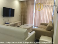 Simple and cozy with 3 bedrooms apartment in Vinhomes Central Park